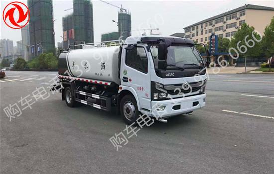 东风多利卡洒水车(10吨)